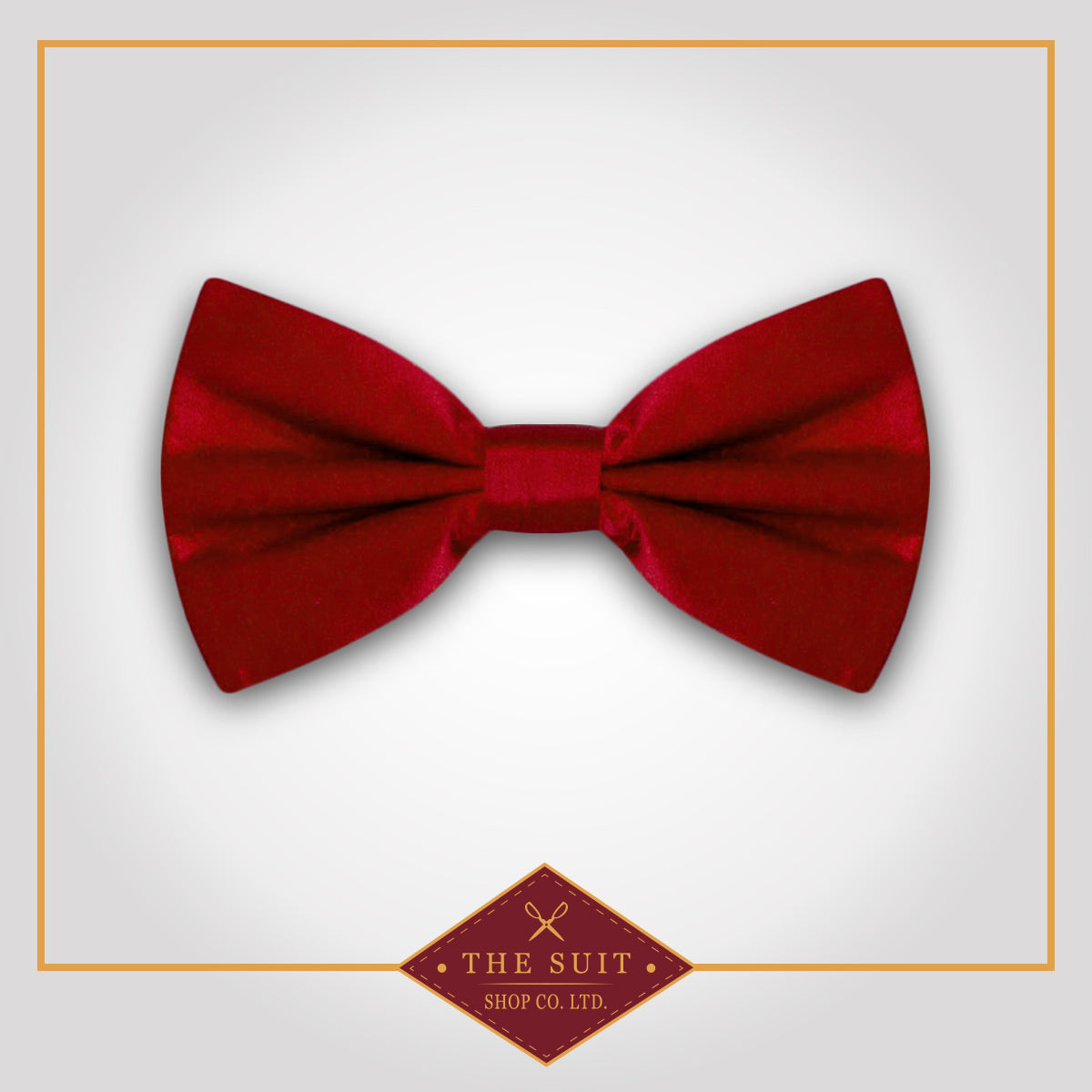 Red Oxide Bow Tie