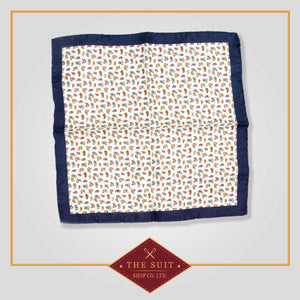 Madison and Alto Patterned Pocket Square