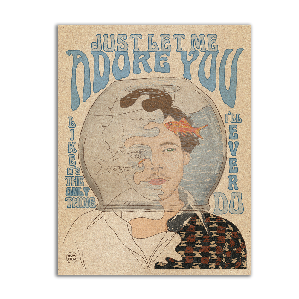 Load image into Gallery viewer, Adore You Print