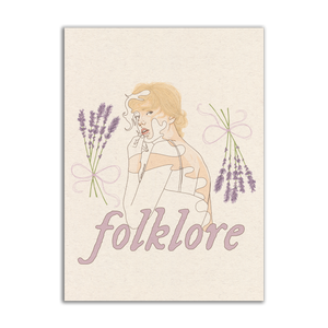 Load image into Gallery viewer, Folklore Print