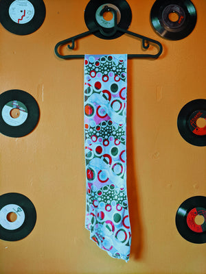 Load image into Gallery viewer, VTG Retro Polka Dottin' Neck Scarf