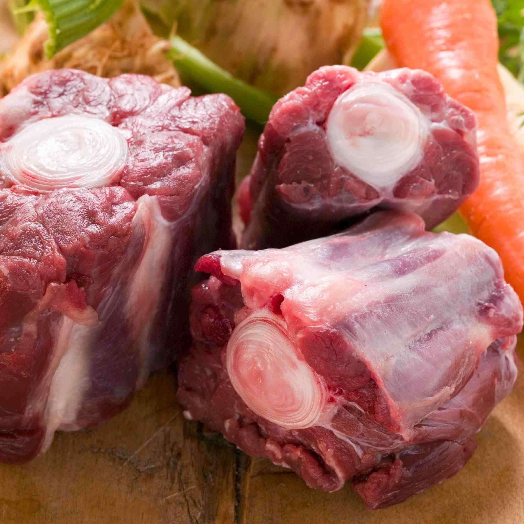 Oxtail (Beef Tail Bone) Per kg