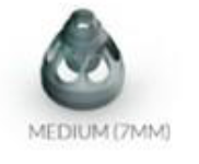 Phonak & Unitron Hearing Aid Domes