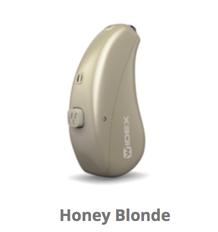 Widex Moment mRIC R D Hearing Aid