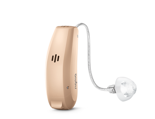 Signia Pure Nx Hearing Aid (Size 10 Battery) Premium