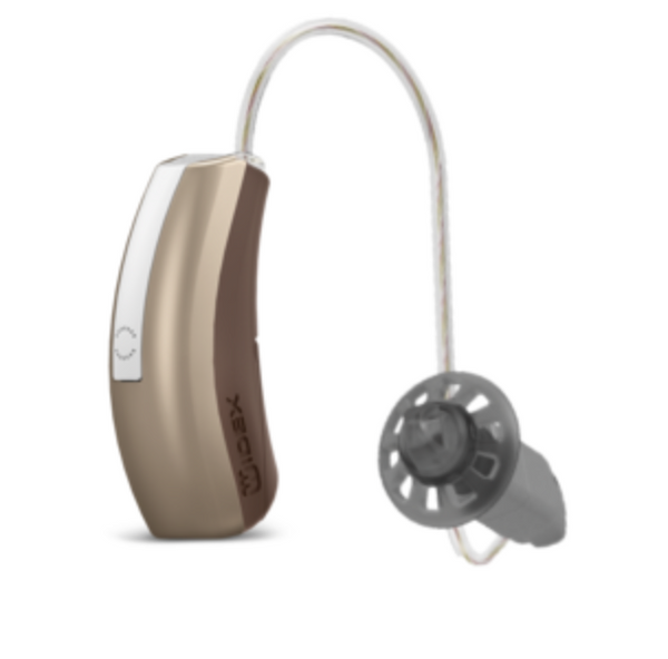 Widex Evoke Passion RIC 10 Hearing Aid