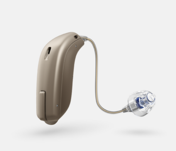 Oticon Opn S Mini RITE Hearing Aids (Premium) Take a 312 Disposable Battery