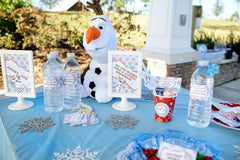 Frozen Olaf - Do you wanna build a Snowman?