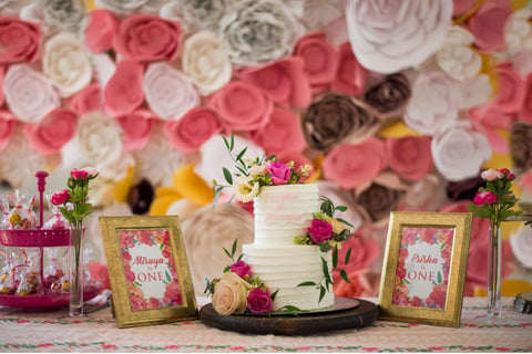 Shabby Chic Floral