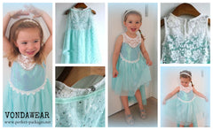 Dress Up - Elsa inspired Dress