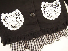 Preppy - Henna Skirt Jacket Hat Set