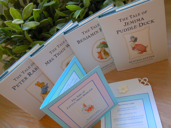Beatrix Potter Birthday