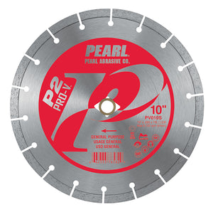 Pearl Abrasive P2™ Pro-V™ General Purpose 10 Inch