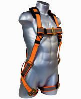 Malta Dynamics Warthog Full Body Pass Thru Harness