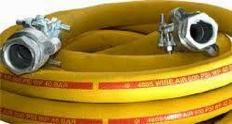 Action Series 140 Rock Drill Wire Braid Hose