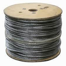 "Aircraft Cable 1/4"" x 250'"