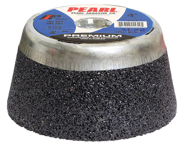 T-11 Cup Stone Aluminum Oxide Metal-Backed