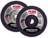 Pearl Abrasive Flexible Grinding Wheels Silicon Carbide 7 x 1/8 x 5/8-11