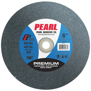 Pearl Abrasive Bench Grinding Wheels Aluminum Oxide