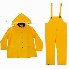 Comfi-wear 3-Piece Rain Suit Heavy Duty