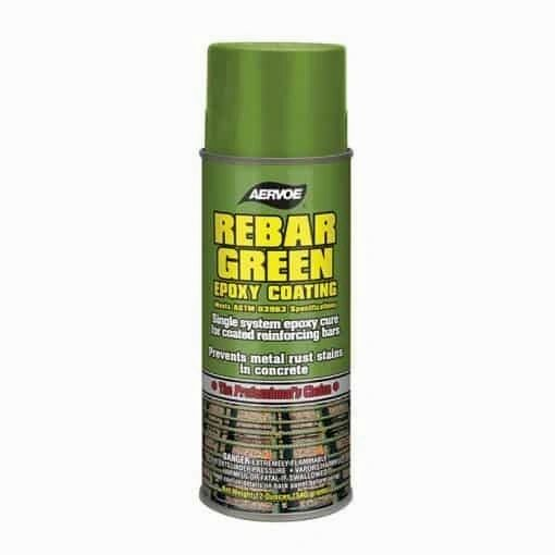 Aervoe - Rebar Green Coating 20 oz. Can