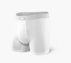 SAXX Undercover  White Boxer Brief