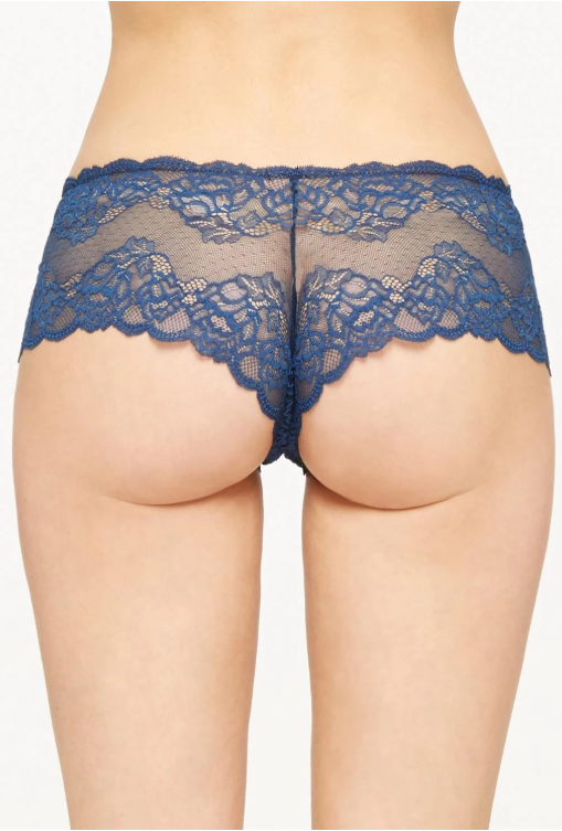 Montelle Intimates Cheeky Lace Panty in Variety Colors