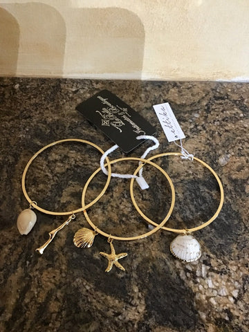 Beach Life Bangle Set