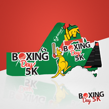 Boxing Day 5K - Entry + Medal