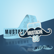 Mustache Challenge - Entry + Medal