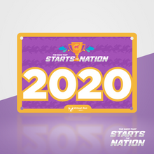 The Race That Starts The Nation 3.2K - Entry + Digital Bib