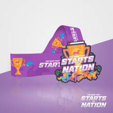 The Race That Starts The Nation 3.2K - Entry + Medal