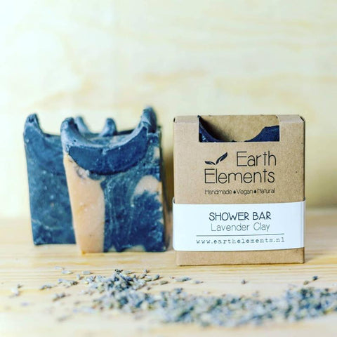 Showerbar Lavender Clay
