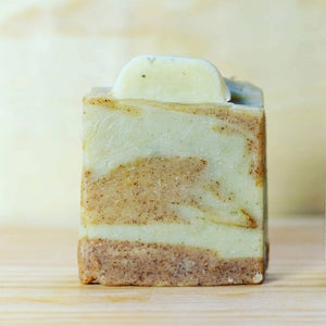 Showerbar Lemon Bentonite Clay