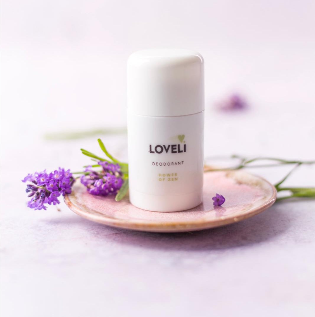 Loveli Deodorant Stick XL - Power of Zen