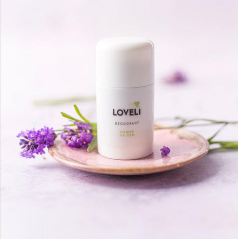 Loveli Deodorant Stick - Power of Zen