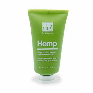 Tester Hemp Infused Nutrition Moisturiser