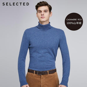 Open image in slideshow, Cashmere Turtleneck Sweater