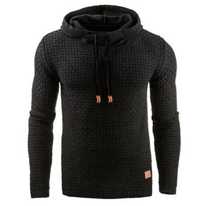 Open image in slideshow, Casual Hooded Pullover Sweater-coat