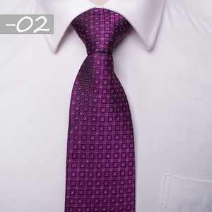 Open image in slideshow, Classic Men Business Tie