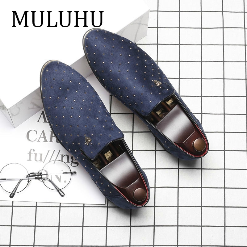 Casual Dress Loafers