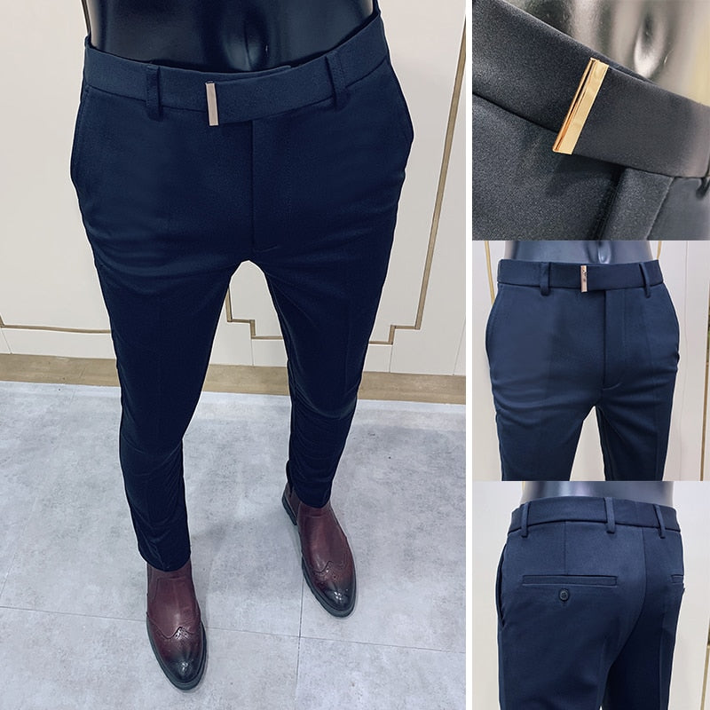 Ankle Length Office Pant