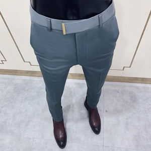 Open image in slideshow, Ankle Length Office Pant
