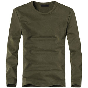 Open image in slideshow, Men's V-Neck Long Sleeve