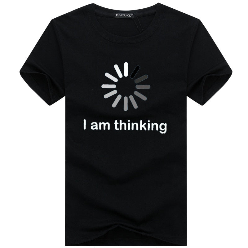 "Graphic ""I am thinking"" Tee"