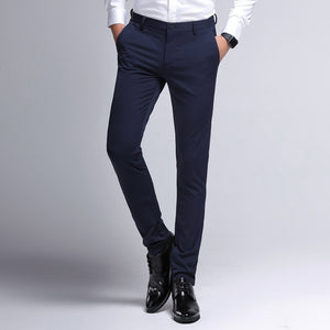 Open image in slideshow, Classic Fit Business Pants