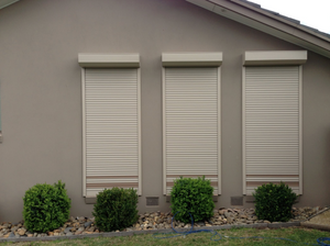 Roller Shutters Thomastown