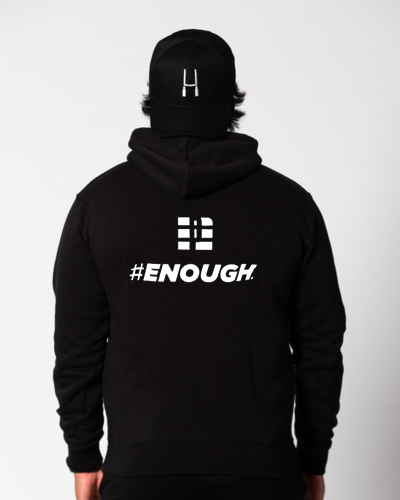 #ENOUGH Core Hoodie
