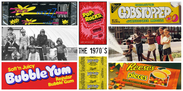 1970's Candy