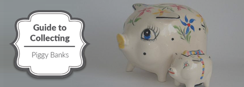 Guide to Collecting Vintage Piggy Banks